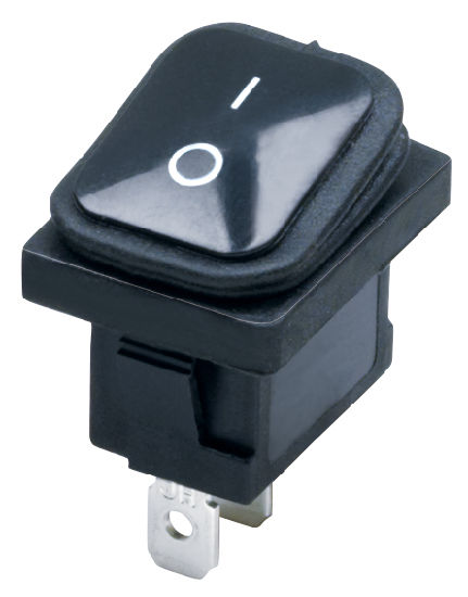 Kcd1-101f Micro on off Rocker Switch