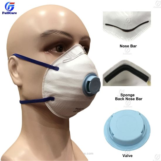 Safety Pp Disposable Mask Dust