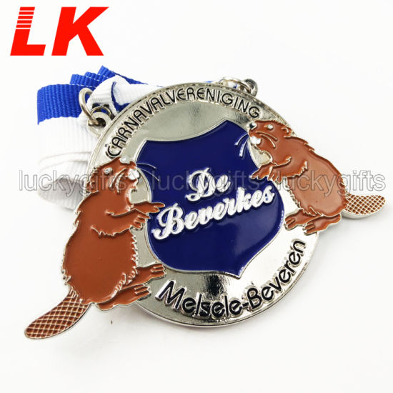 Promotion Gift Cheap Fashion Metal Craft Sport Medal