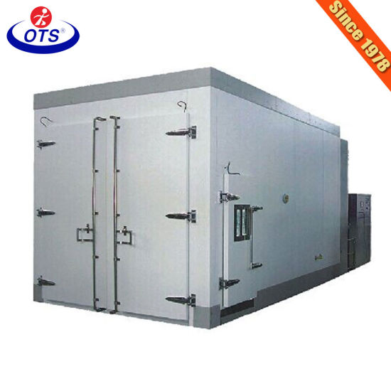Walk-in Environmental Room Humidity Temperature Climatic Test Chamber