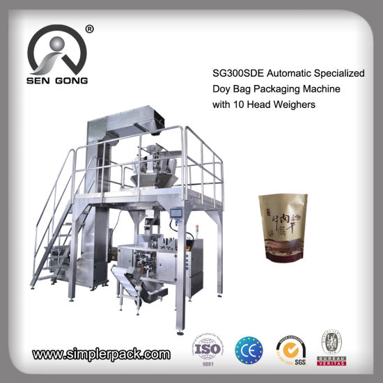 Wholesale Cat Food Filling Packing Machine