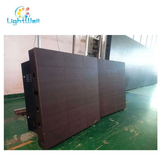 Shenzhen China P10 LED Full Color RGB Module for HD P10 LED Display Screen /Hot Sale Outdoor Full Color LED Billboard pictures & photos