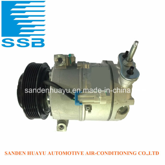 China Variable Displacement, Swash Plate Se7PV16 Automotive