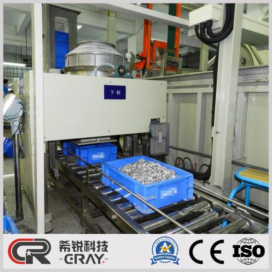 Automatic Side Arm Type Barrel Plating Line for Chrome Plating/Nickel  Plating/Zinc Plating