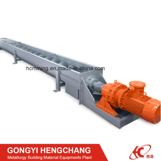 No Pollution Slag Sah Cement Stainless Steel Screw Conveyor pictures & photos