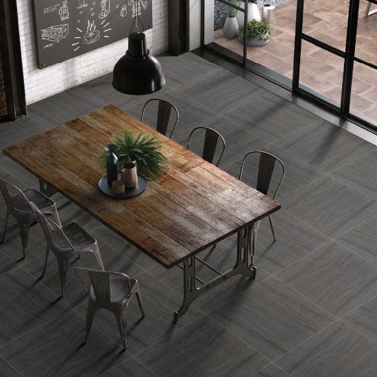 Living Room/Dining Room 600*600mm Rustic Glazed Porcelain Floor Tile