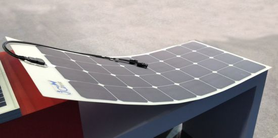 ETFE Flexible Sunpower Solar Panel
