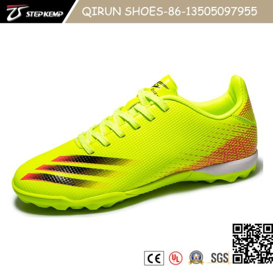 New Arrived Men Soccer Shoes Football Shoes PU Upper 20f7081