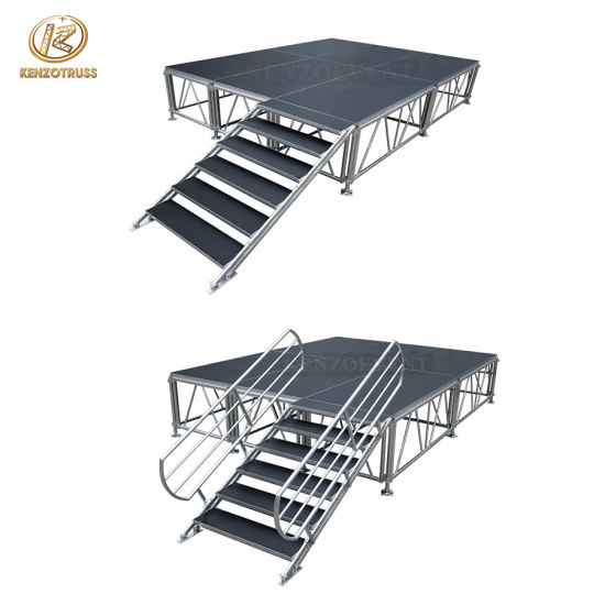 china used aluminum light stage equipment wedding stage decoration for sale china wedding. Black Bedroom Furniture Sets. Home Design Ideas