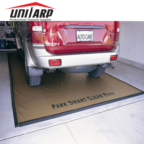 Garage Floor Mat Containment