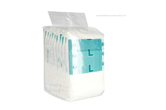 PP Tape Adult Diapers for Old People pictures & photos