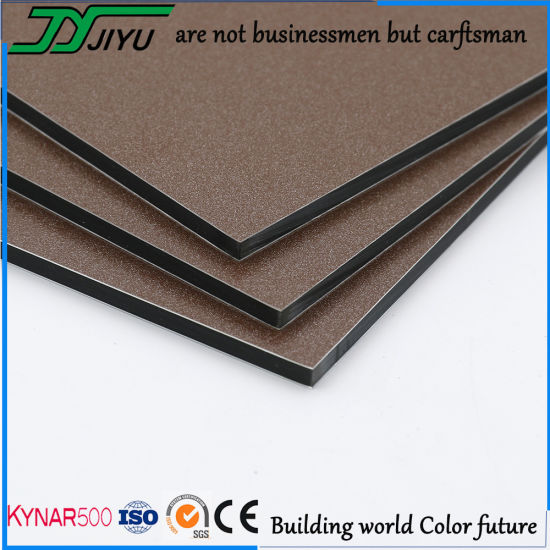 PVDF/PE Aluminum Composite Panel for Interior Outdoor Wall Panels