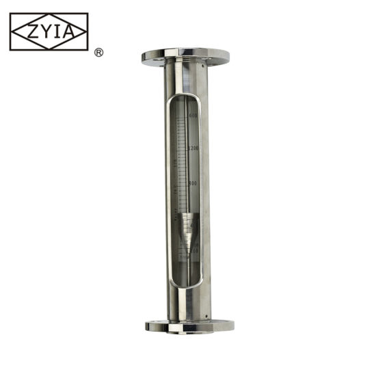 High Precision Glass Inline Water Flow Meter