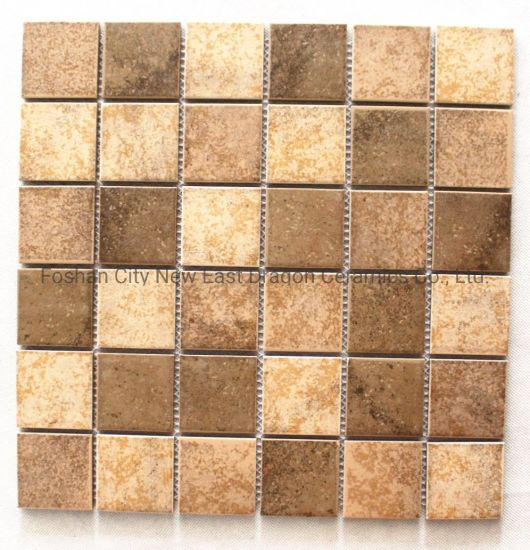 Ceramic Mosaic Tiles Antique Printing