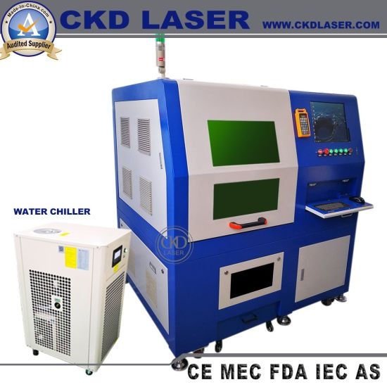 Stencil Laser Aluminum Cutting Machine for Processing Metal Sheet Tube pictures & photos