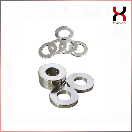 Ring Shaped Sintered Permanent Magnets Magnetic Products