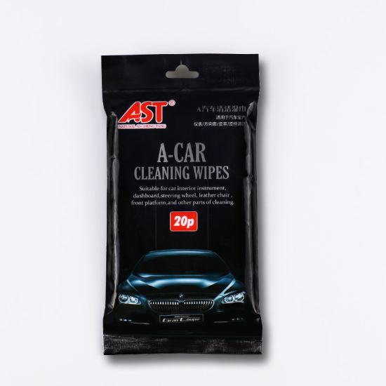 Fantastic Ast Private Logo Gmpc Approved Car Cleaning Wet Wipe Creativecarmelina Interior Chair Design Creativecarmelinacom