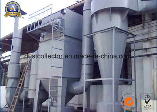 Industrial Steel Plant Dust Collector / Laser Fume Extractor