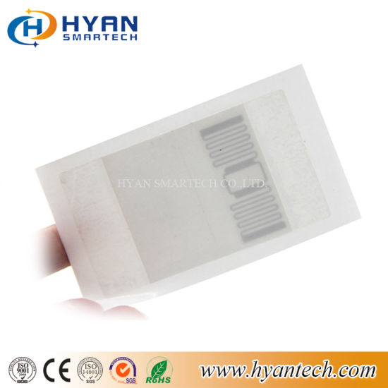 UHF Monza R6 Tag RFID Smart Label Sticker for Retail Store/Supermarket