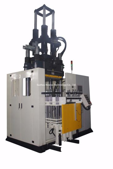 Fully Automatic Vertical Fifo Injection Molding Machine