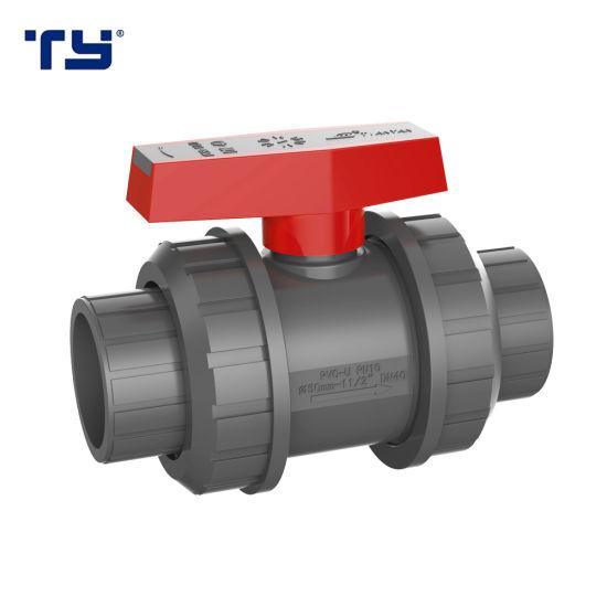 PVC-U Water Supply Fittings True Union Valve (thread) V06-1