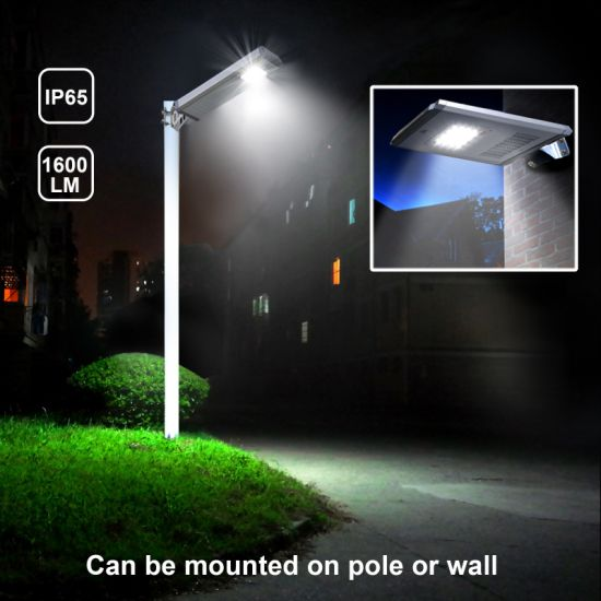 China 10w 20w 40w Led Outdoor All In
