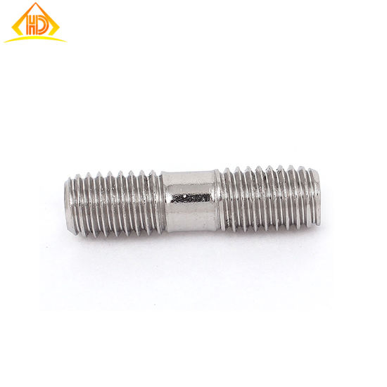 DIN/ANSI Standard Good Price Stainless Steel Double Head Stud Bolt