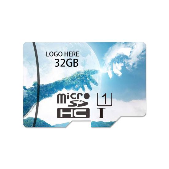 High Speed 32GB Micro SD Card Class 10 Pass H5 Testw
