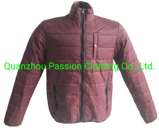 Custom Fashion Winter Coat Men Best Oversized Black/White/Blue/Grey Waterproof/Windproof/Windbreaker Puffer Duck Down Jacket Padded Jacket