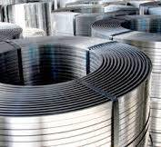 High Tensile Flat Iron Steel Wire
