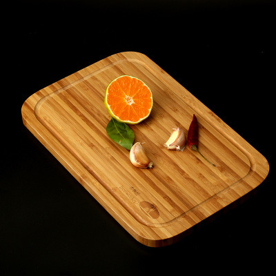 Vertical Press Carbonized Color Eco- Friendly Beautiful Cheap Bamboo Cutting Board. pictures & photos