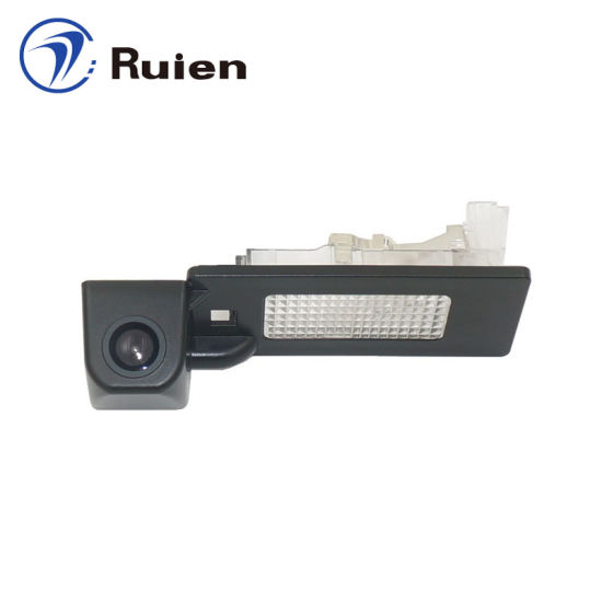 Factory Direct HD Reversing Camera/License Plate Light Camera/Parking Camera with Night Vision for Shanghai Skoda Karoq/Private Tooling