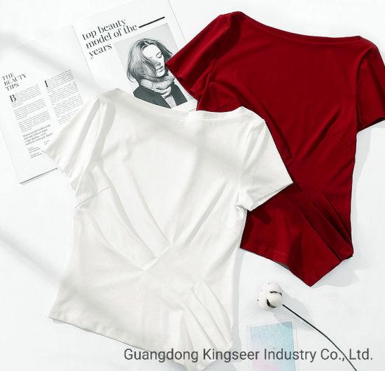 Fashion Women Garment Sport Wear Apparel Clothing Clothes Lady Ladies Tops