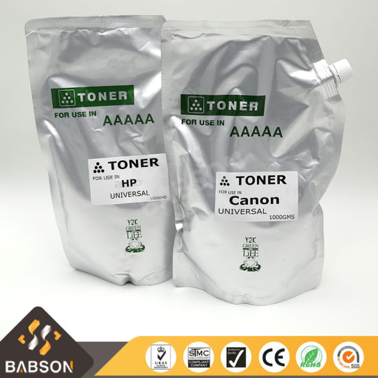 Factory Direct Sale OEM Compatible Black Toner Powder for Use in HP85A/83A/79A/12A/05A and Canon