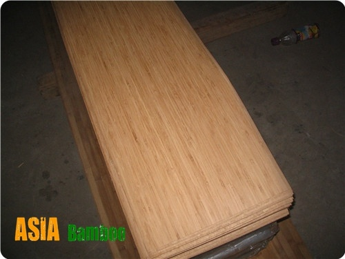 Bamboo Veneer for Furniture Surfacing pictures & photos
