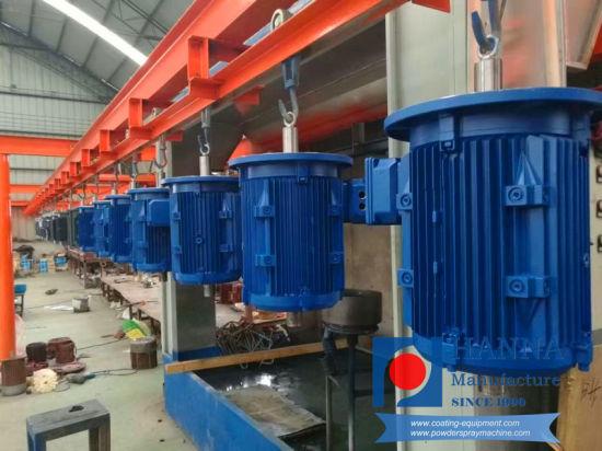 Powder Coating Line Stainless Steel Conveyor Chain