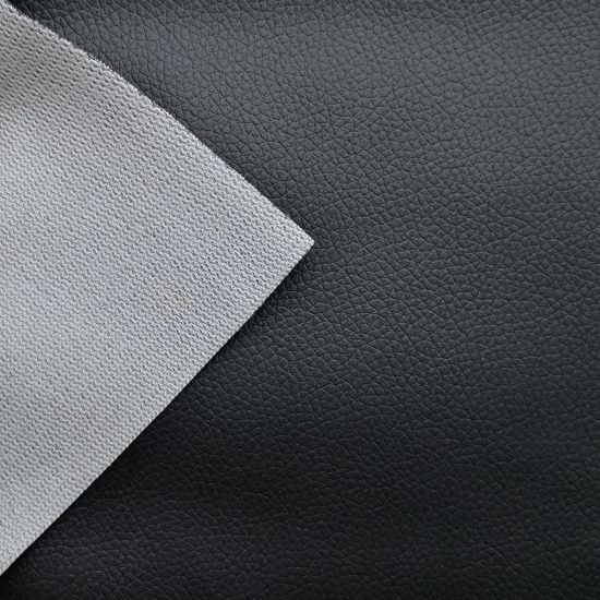 Cushion PVC Artificial Leather Fabric
