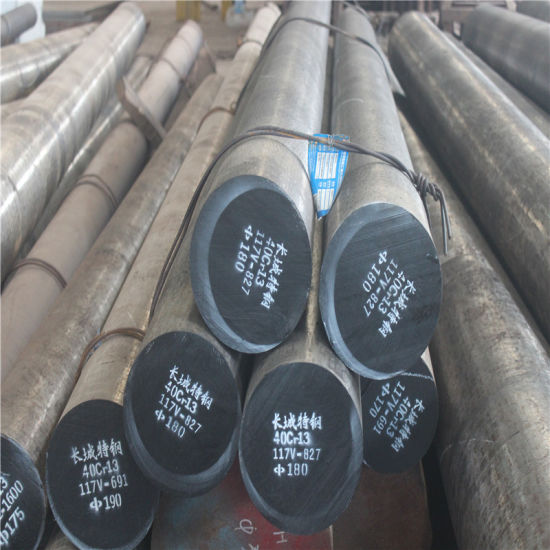 GB 4Cr13 Annealed Round Bar For Corrosion-resistant Plastic Mould