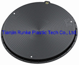 High Quality SMC 800mm D400 Waterproof Composite Manhole Cover