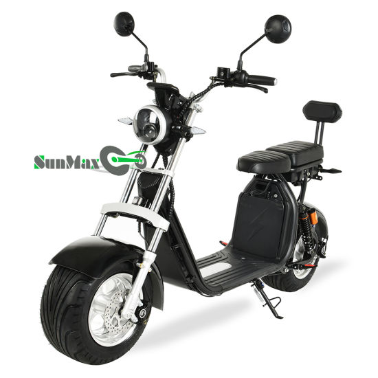 200kgs Load 60V Li-Battery City Scooter