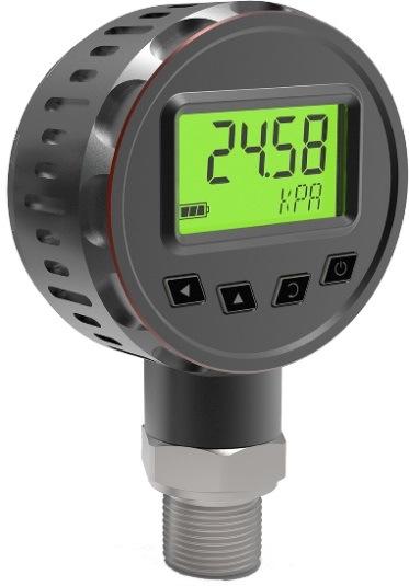 High Accuracy (Wireless) Digital (Vacuum) Pressure Gauge