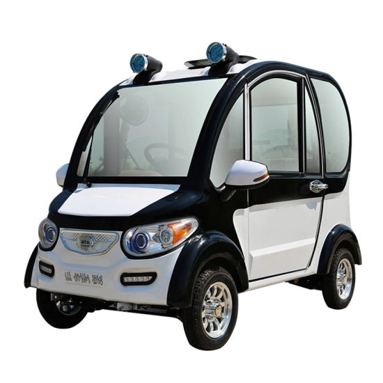 New Energy Electric Vehicles with EEC Certificate Silent Motor