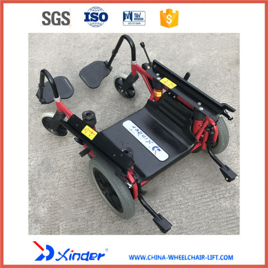 Xinder Turning Seat and Lifting Seat for The Disabled with Wheelchair and Loading 150kg pictures & photos