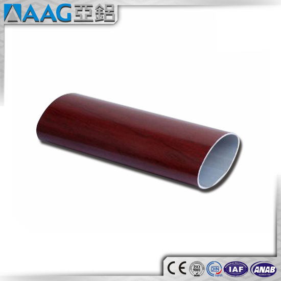 Various Color Anodized Aluminum Pipe pictures & photos