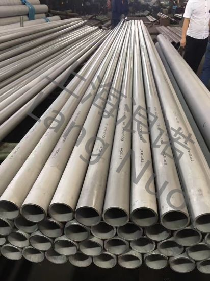AISI TP304L Seamless Steel Pipe SUS TP304L Stainless Steel Pipe pictures & photos