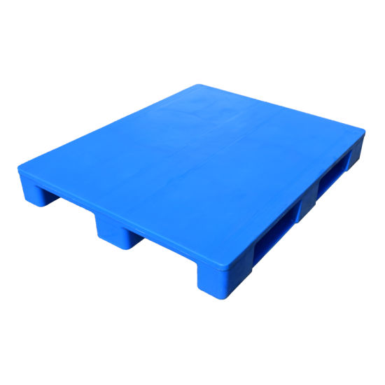 1200*1000 Wholesale Closed Deck Hard Hygienic Euro Plastic Pallet for Food Grade