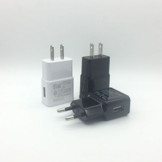 Fast Charging USB Charger Travel Charger for Samsung S9