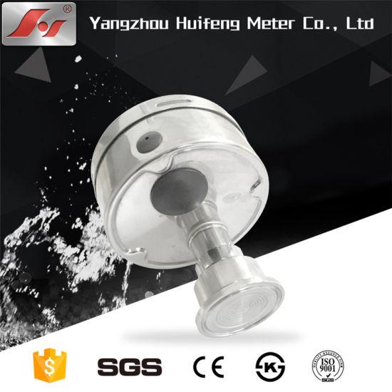 PT135 400 Degree C High Temperature Pressure Gauge