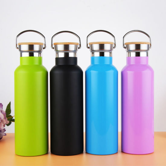 Double Walls Stainless Steel Water Bottle Vacuum Bottle Thermal Bottle Insulated Sport Bottle pictures & photos