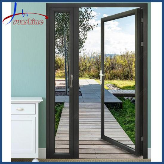 High Quality Hurricane Resistant Aluminum Glass French/Casement Doors